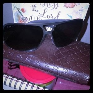 GUCCI **AUTHENTIC & BRAND NEW**  Men's Sunglasses